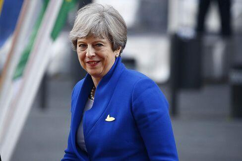 英国のメイ首相