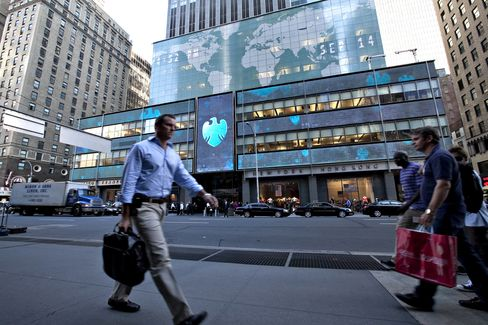 Barclays, BofA Sued by FHFA Over Mortgage-Backed Securities