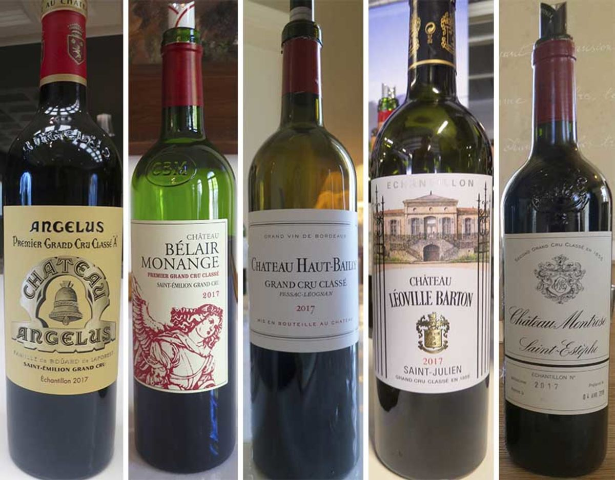 The Best (and Worst) Wines from the 2017 Bordeaux Vintage
