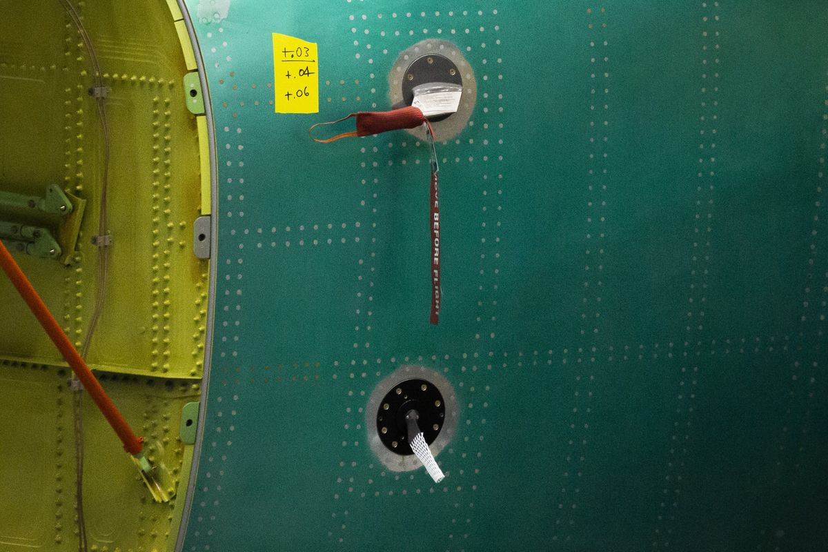 FAA Issues Safety Warning on Sensor Linked to 737 Max Crashes