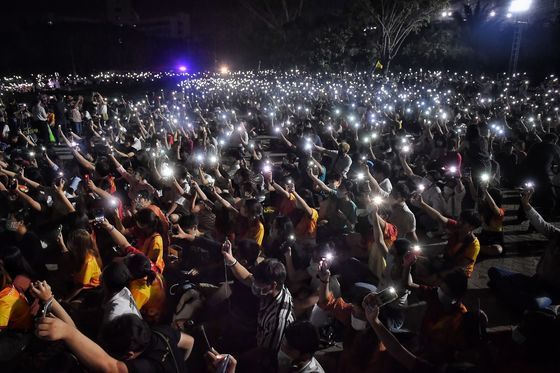 Thailand Says Pro-Democracy Protests Risk Spreading Coronavirus