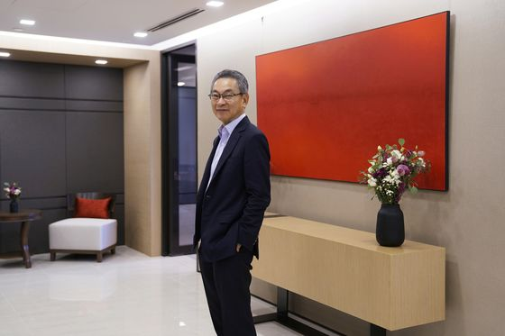 Why a Top Singapore Executive Fired Himself