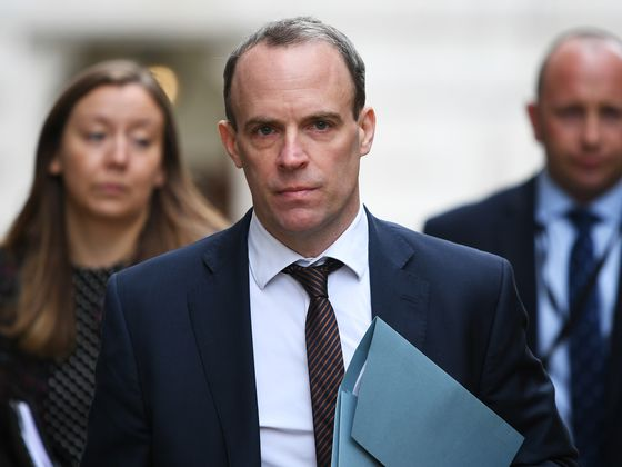 Raab Says He Won't Resign Over Missed Afghanistan Phone Call