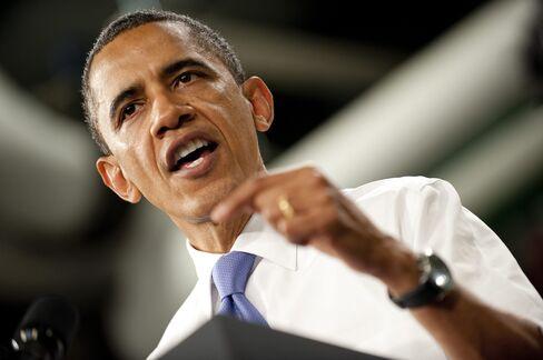 Obama Says 'Partisan Brinksmanship' Stalls Work on Economy