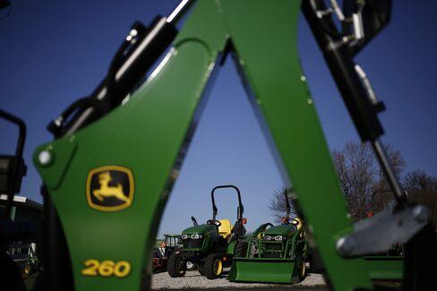 John Deere Tractors and Farm Equipment