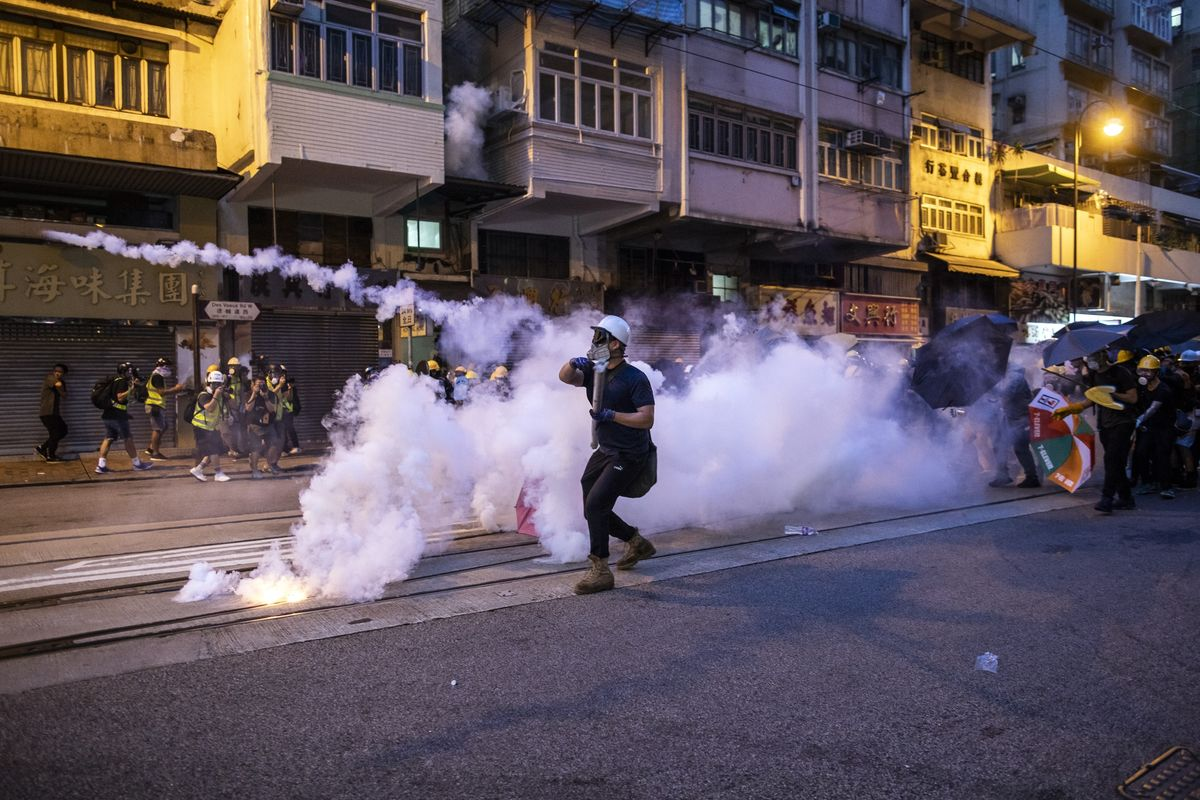 Why Hong Kong Is Still Protesting and Where It May Go Next