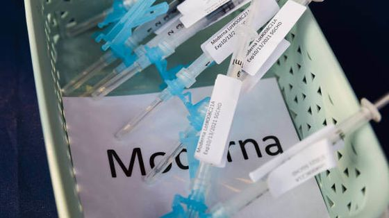 Moderna Co-Founder Sees Potential for Annual Covid-19 Boosters
