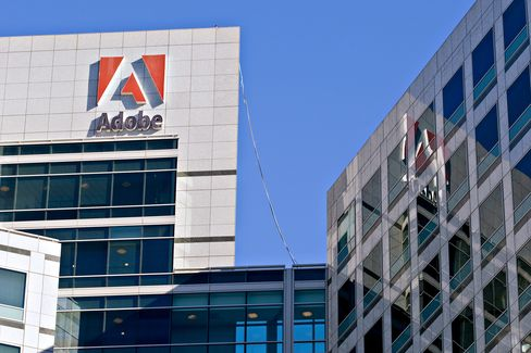 Adobe Profit Tops Estimates on Growth in Cloud Subscribers