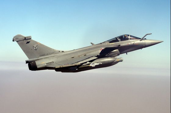 India's Top Court Asks for Details on Deal for French Warplanes