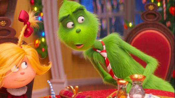 'Grinch' Brings Holiday Cheer With Decisive Box-Office Victory