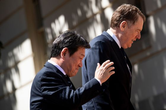 U.S. and Japan Start Next Round of Accelerated Trade Talks