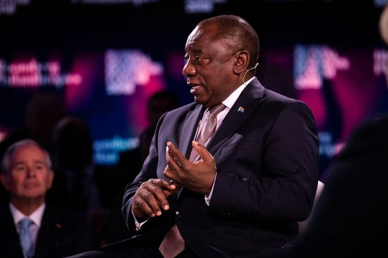 Ramaphosa Lauds Success of South Africa's Investment Drive
