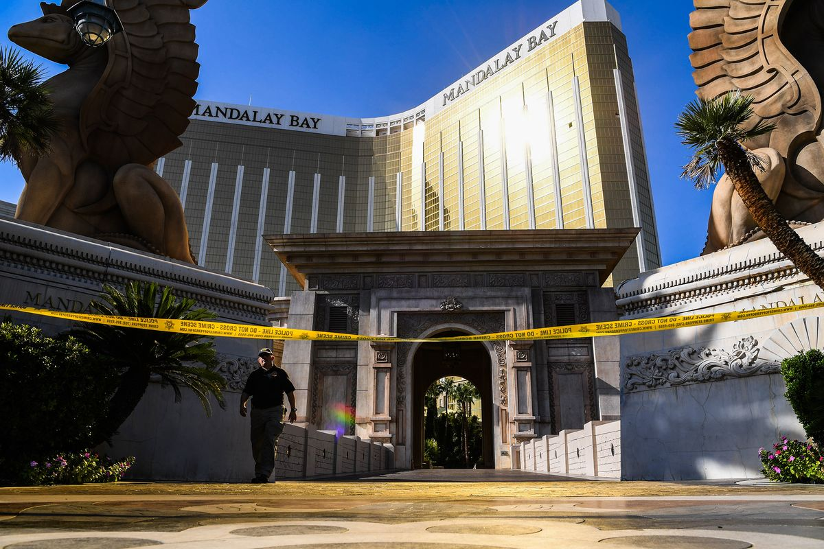 MGM Resorts Says Police Were in Hotel When Vegas Shooting Began