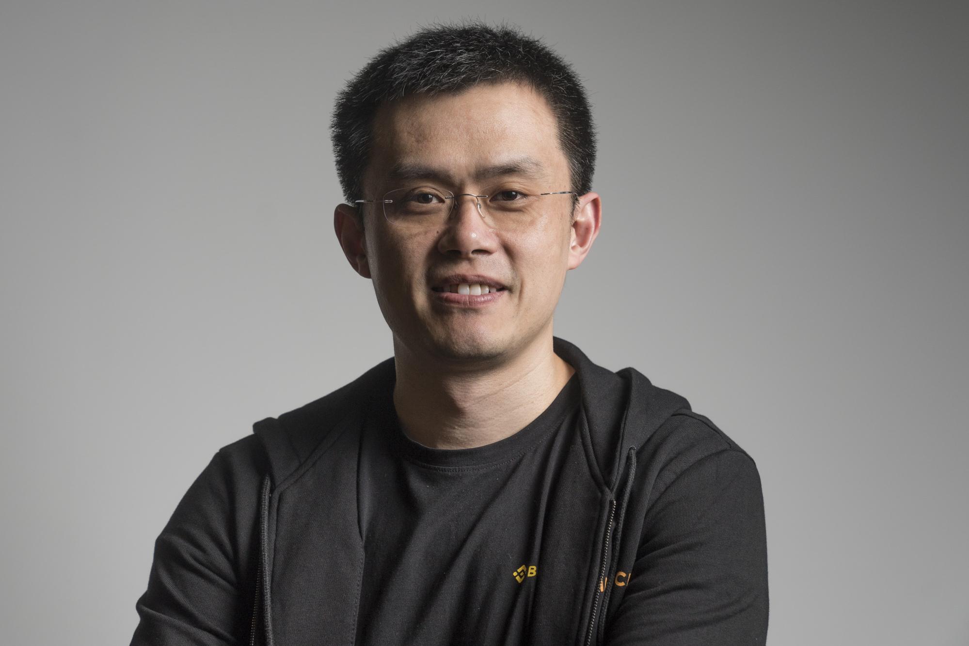Zhao Changpeng, PDG de Binance, Portraits