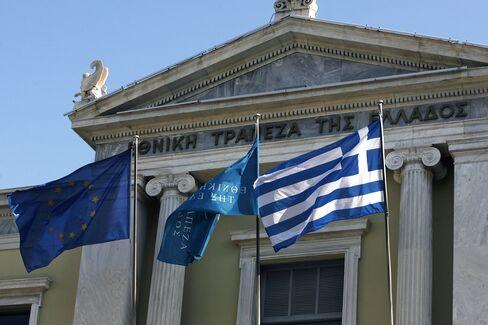 Greek Stocks Slide Most Since 2008