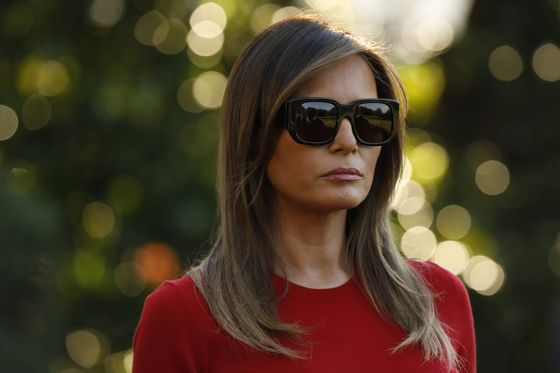 Telegraph to Pay Melania Trump 'Substantial' Damages for Article
