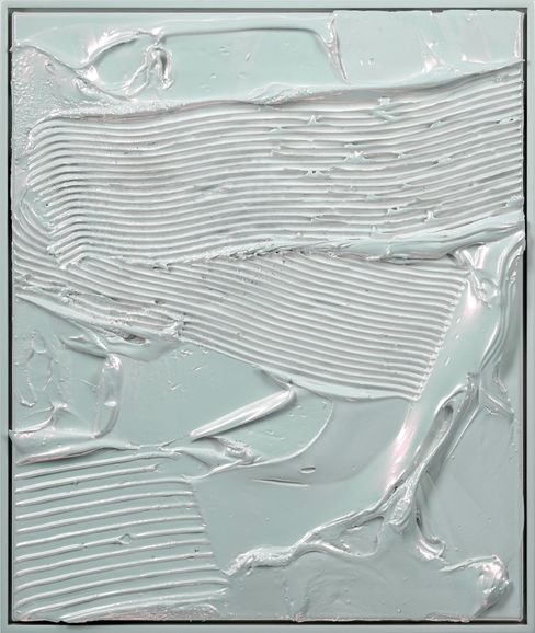 White Earth, 2008. Estimate of $15,000 to $20,000, at Phillips New York's March 2015 auction.