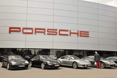 VW to Pay $5.6 Billion for Rest of Porsche After Seven-Year Saga