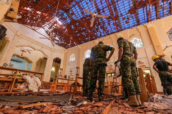 Sri Lanka Muslims Had Warned Officials About Group Behind Attack