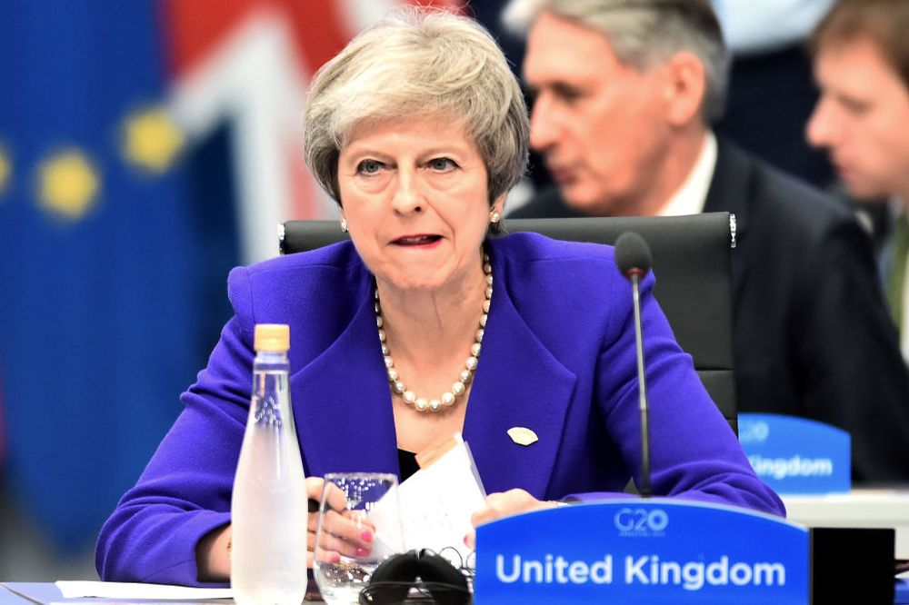 May's Brexit Deal Is a Betrayal of Britain