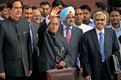 India's Budget Day, Full of Sound and Fury