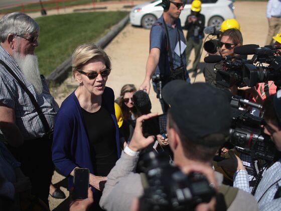 Warren Demands DOJ Antitrust Head Recuse Himself From Google, Apple Probes