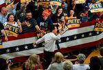 インディアナ州サウスベンド前市長のピート・ブティジェッジ氏