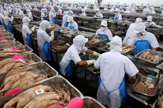 Panic Buying of Canned Tuna Propels Thai Union Into Asian Leader