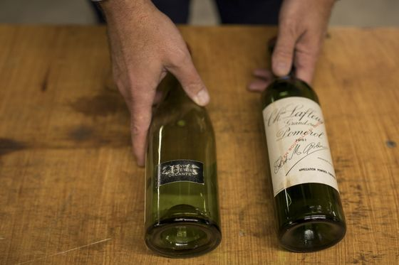 Keeping Fake Bordeaux Out of a 6-Million-Bottle Wine Cellar