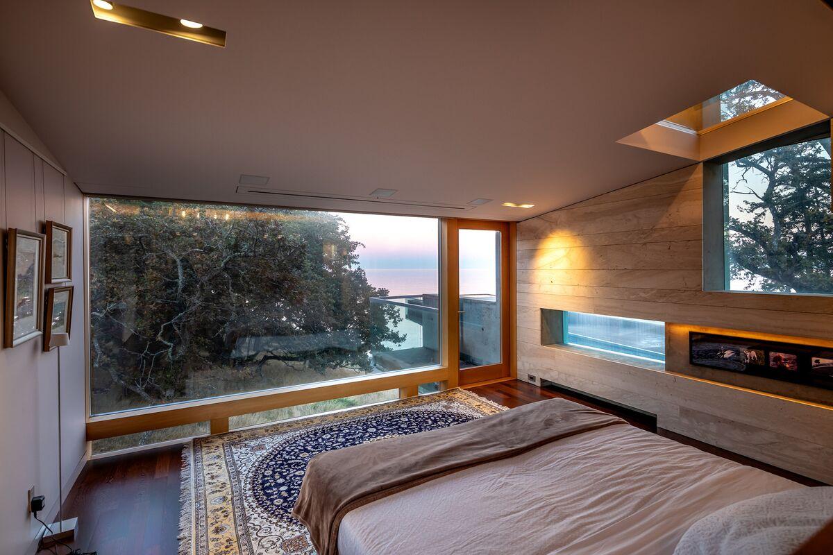 si riferisce a questo palazzo sulla spiaggia è premiato per una fuga in stile James Bond