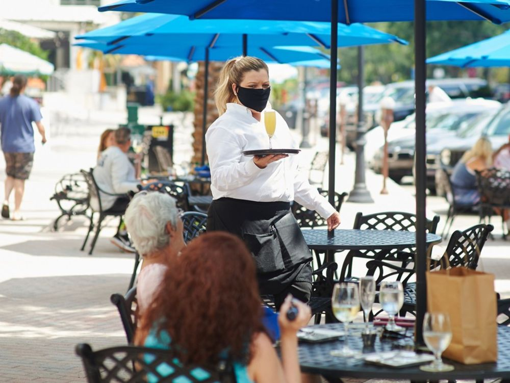 Can Outdoor Dining Save America's Restaurants? - Bloomberg