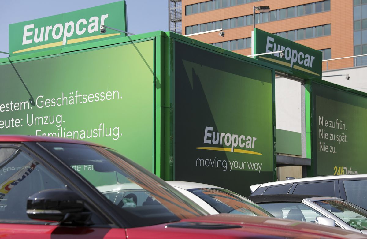 Europcar Is Said to Reject $2.6 Billion Takeover Bid From VW