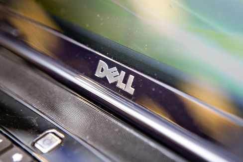 Dell Shares Climb as Corporate Sales Give Edge Over HP