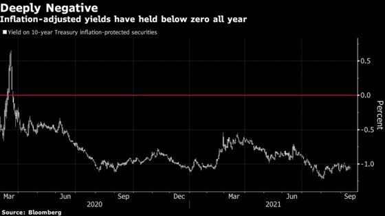 Stagflation Bogeyman Inspires Little Fear in Bonds at Low Yields