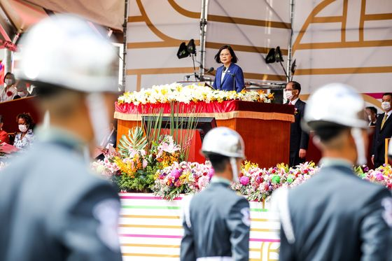 Taiwan Pushes Back After China's Xi Calls for Unification