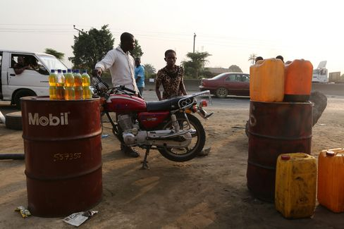 Nigerian Economy And Oil In Niger Delta And Port Harcourt