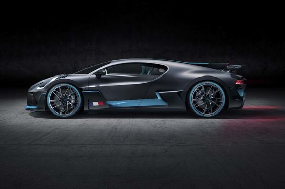The Bugatti Divo May Be $5.8 Million. But You Can Still Drive It