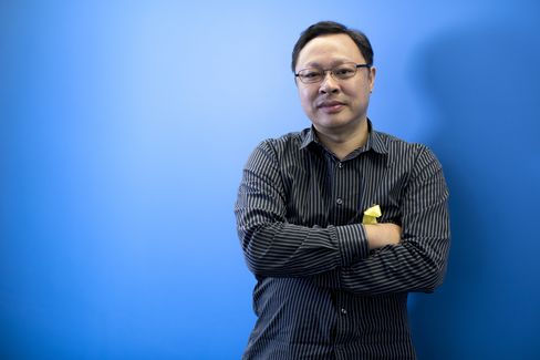 Occupy Central co-founder Benny Tai Yiu-ting