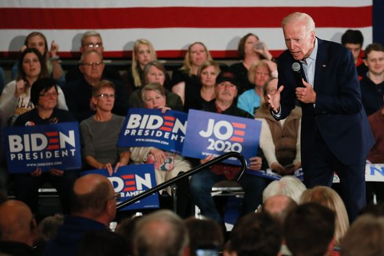 Biden Campaign Juggernaut Forces Other Democrats to Recalibrate