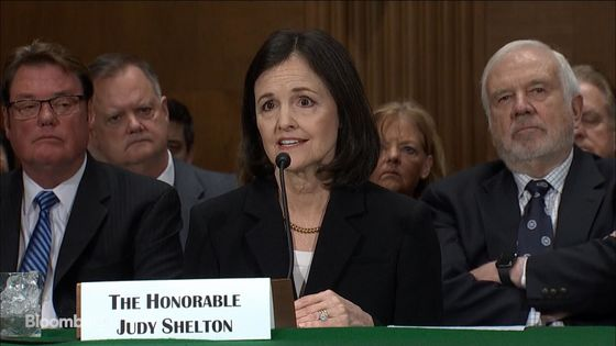 TrumpFed Nominee Judy Shelton Faces Doubts Among GOP Senators