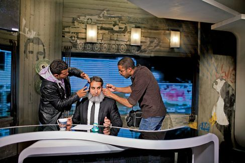 Bassem Youssef: Egypt's Jon Stewart