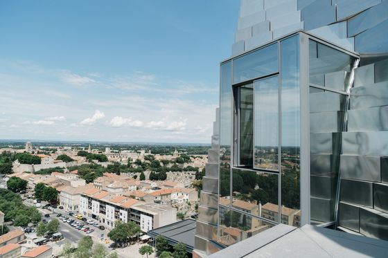 Step Inside Frank Gehry's Newest Tower in the South of France
