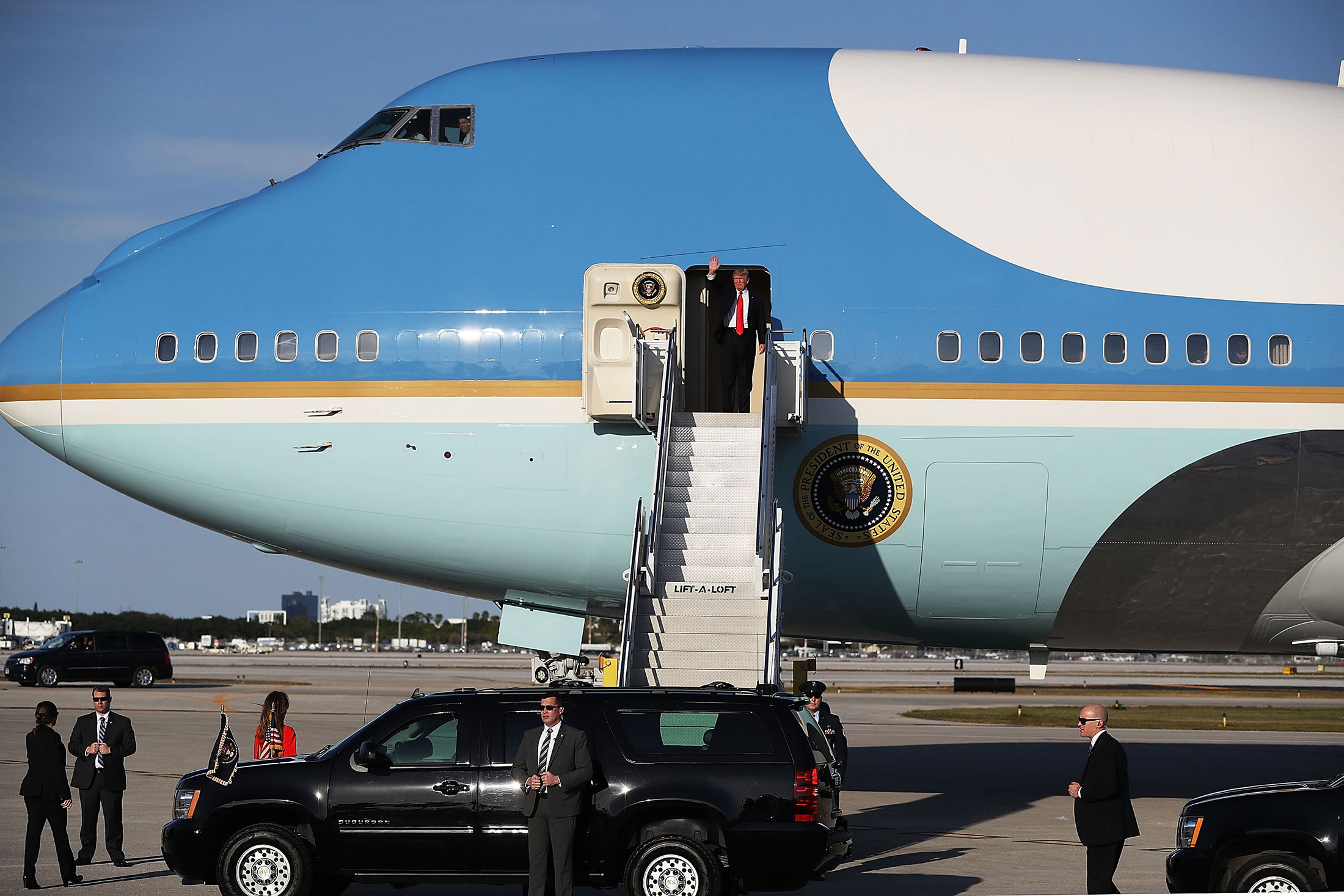 Investigators Probing Plane That Got Too Close To Air Force One