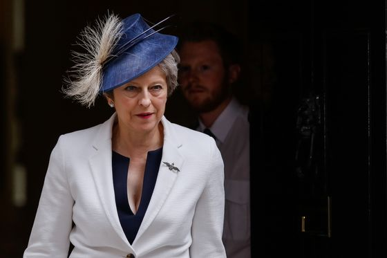 May Presses Brexit Case as Opposition Party Floats Another Vote