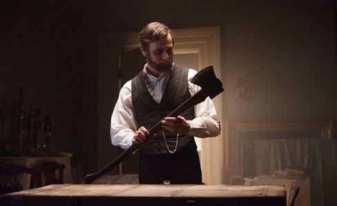 Abraham Lincoln: Vampire Hunter - 2012