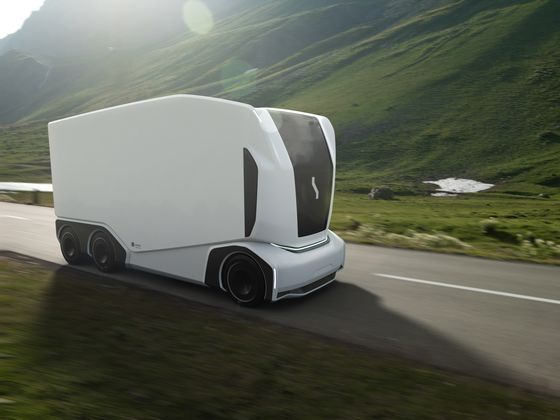 Electric-Truck Startup Raises $110 Million to Fuel Expansion