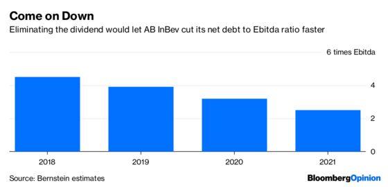 AB InBev's $100 Billion Hangover