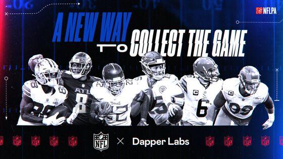 NFT Platform Dapper Labs Tackles New Sport with NFL Partnership