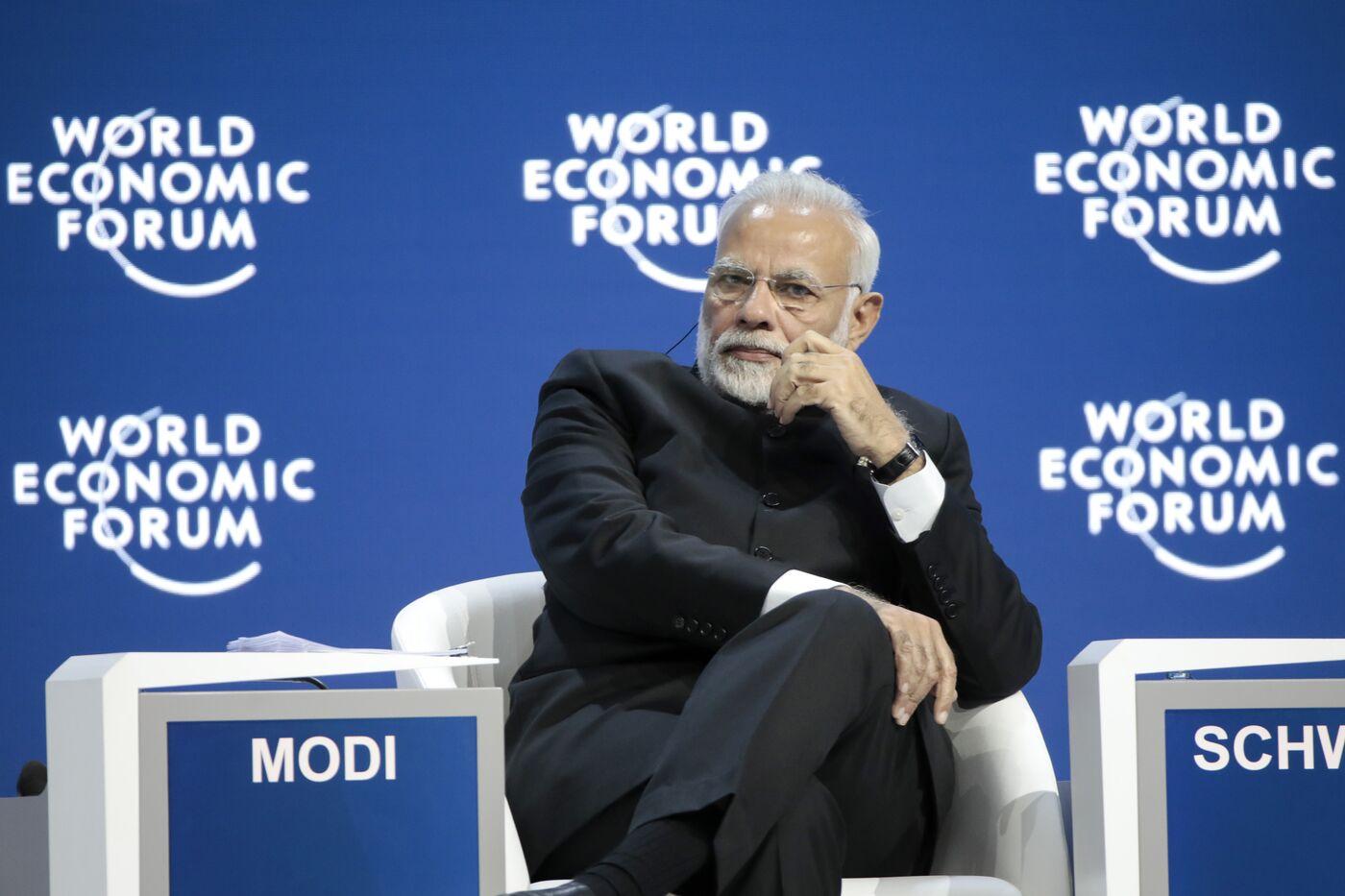 India Set Sights on $5 Trillion Economy by 2025, Modi Says