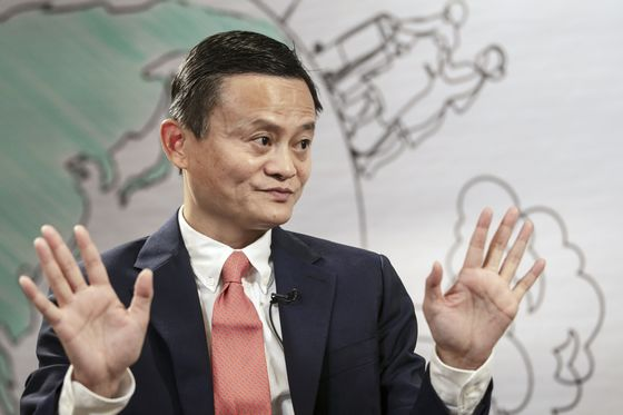 Jack Ma Cedes AlibabaLicenses. Investors Won't Get Control